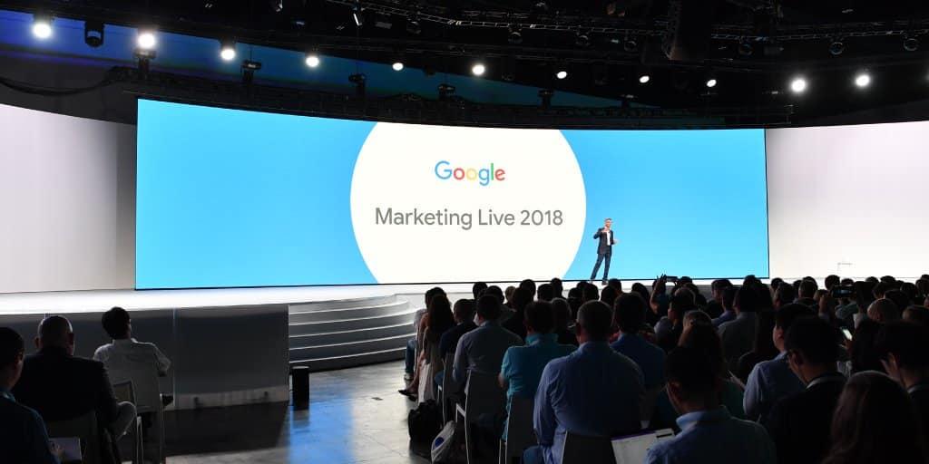 google keynote 2018