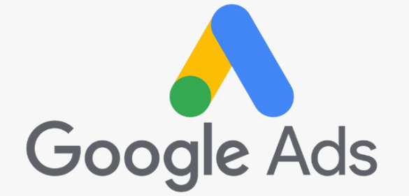 Google Ads logo (entinen adwords))